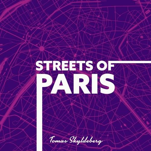 Streets Of Paris von Tomas Skyldeberg