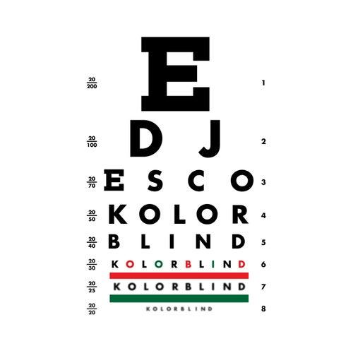 Kolorblind de DJ Esco
