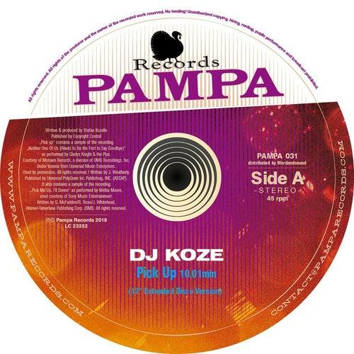 Pick Up by DJ Koze