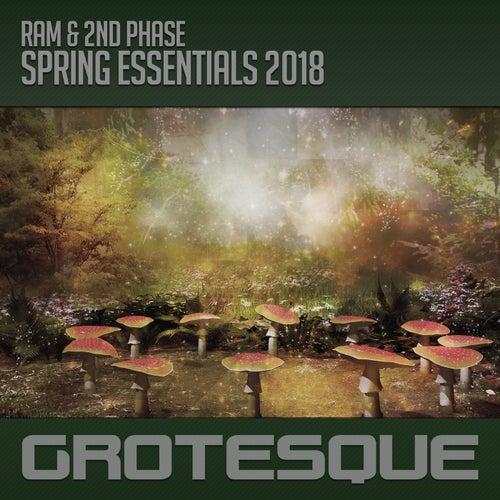 Grotesque Spring Essentials 2018 von Various Artists
