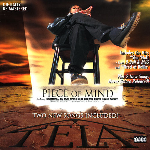 Piece Of Mind von Tela