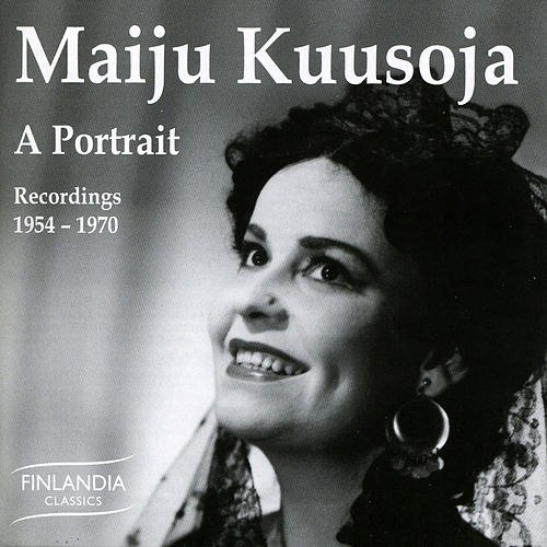 A Portrait - Recordings 1954 - 1970 by Various Artists