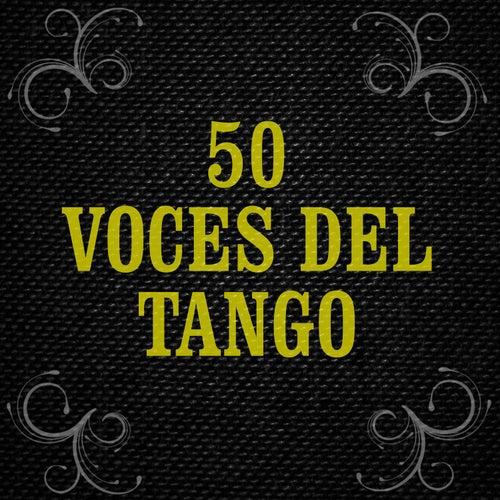 Tango: 50 Voces Involvidables de Various Artists