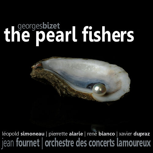 Bizet: The Pearl Fishers von Léopold Simoneau