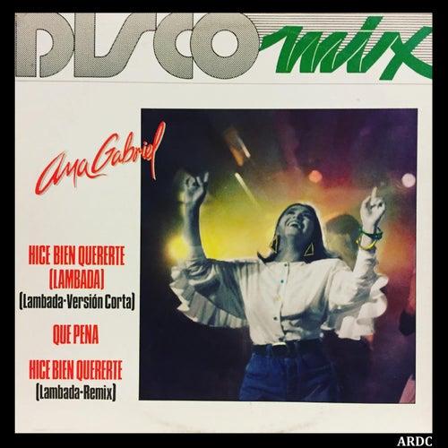 Disco Mix (Remastered) de Ana Gabriel