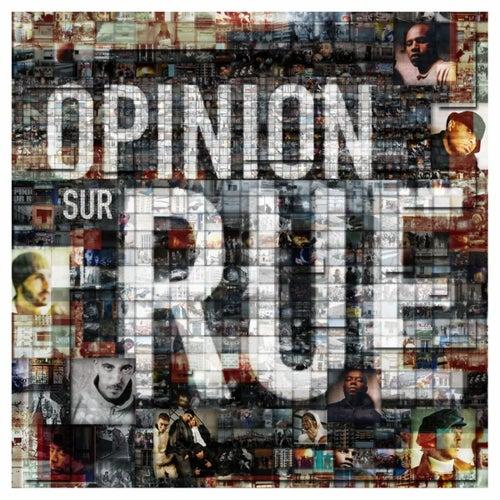 Opinion sur rue tome 1 de Various Artists