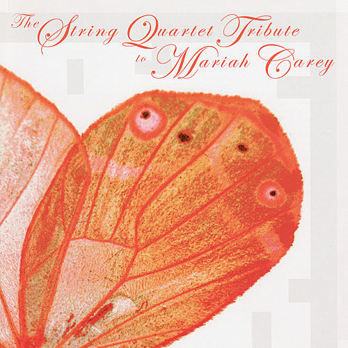 The String Quartet Tribute To Mariah Carey de Vitamin String Quartet