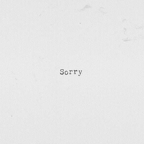 Sorry by Sody