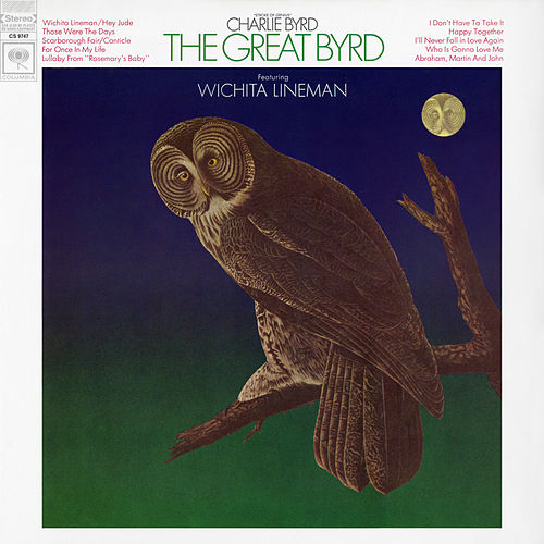 The Great Byrd de Charlie Byrd