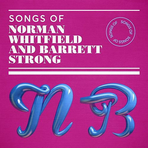 Songs of Norman Whitfield and Barrett Strong de Various Artists