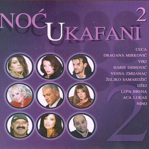 Noc U Kafani Vol. 2 by Various Artists