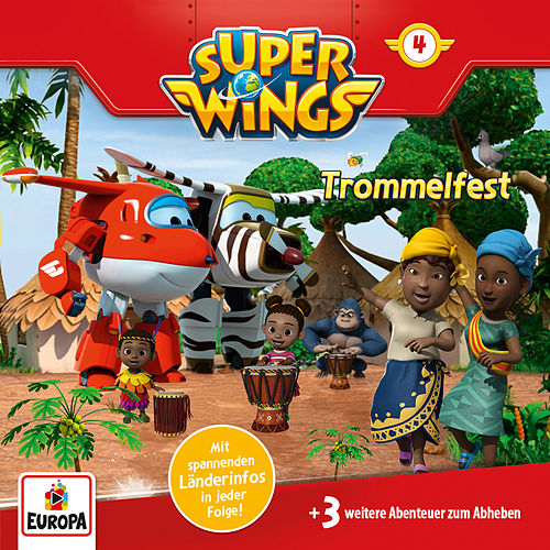 004/Trommelfest von Super Wings