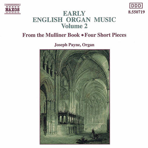 Early English Organ Music Vol.2 de Joseph Payne