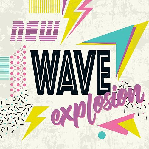 New Wave Explosion! de Various Artists