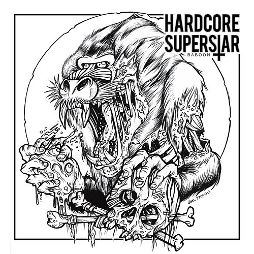 Baboon by Hardcore Superstar