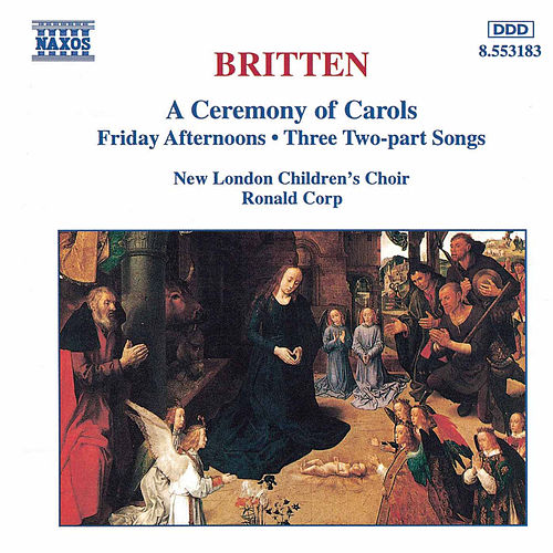 A Ceremony of Carols von Benjamin Britten