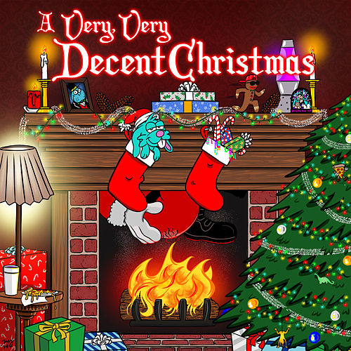 A Very Very Decent Christmas (Bonus Track Version) by Various Artists