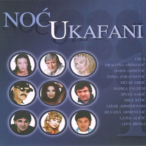 Noc U Kafani Vol. 1 by Various Artists