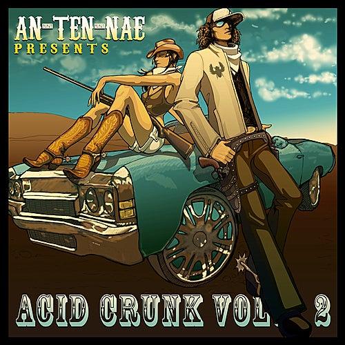 An-ten-nae Presents Acid Crunk Vol. 2 de Various Artists
