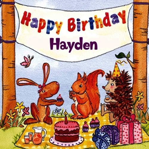 Happy Birthday Hayden von The Birthday Bunch