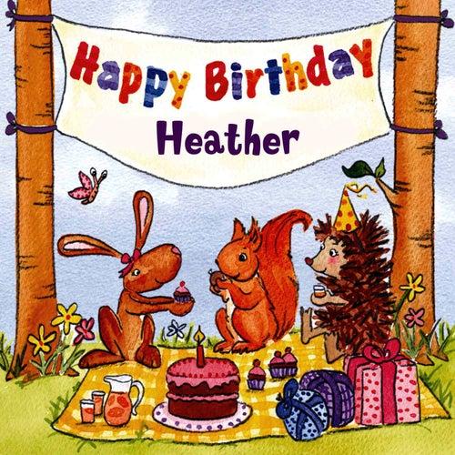 Happy Birthday Heather von The Birthday Bunch