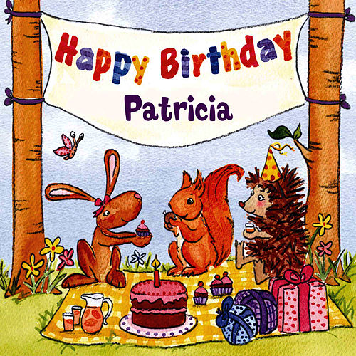 Happy Birthday Patricia von The Birthday Bunch