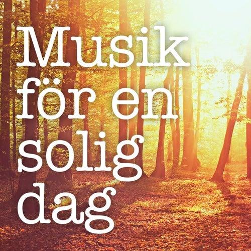 Musik för en solig dag de Various Artists