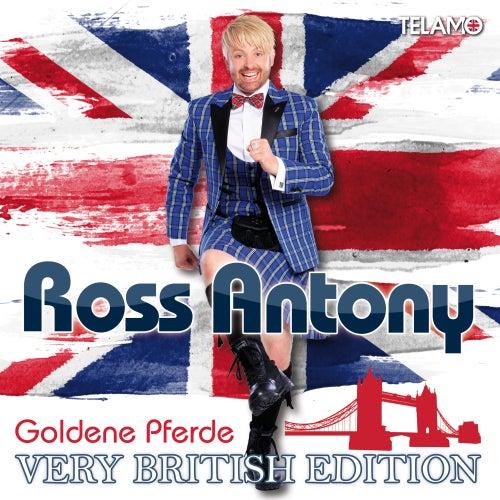 Goldene Pferde (Very British Edition) di Ross Antony