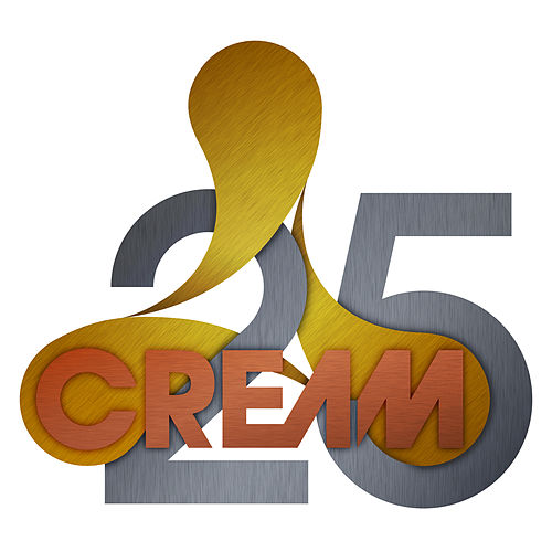 Cream 25 by Various Artists