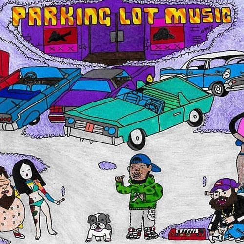 Parking Lot Music von Curren$y