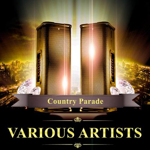 Country Parade de Various Artists