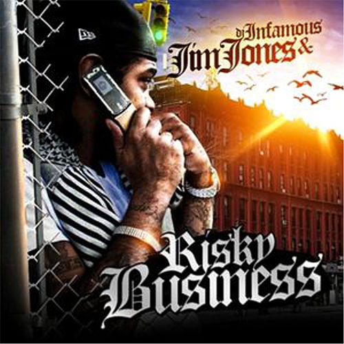Risky Business by Jim Jones