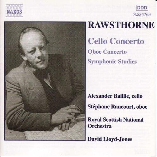 Cello Concerto von Alan Rawsthorne
