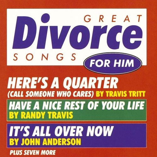 Great Divorce Songs For Him/Various Artists de Great Divorce Songs For Him