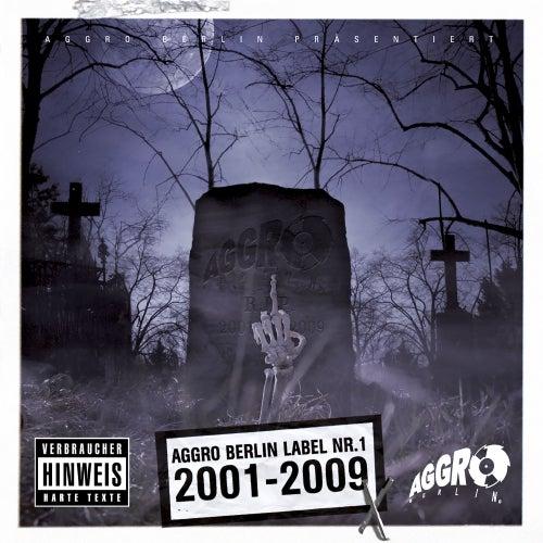 Aggro Berlin Label Nr. 1 2001-2009 X de Various Artists