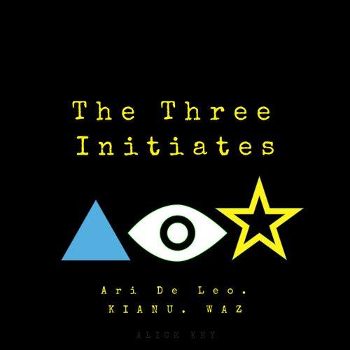 The Three Initiates by Ari De Leo