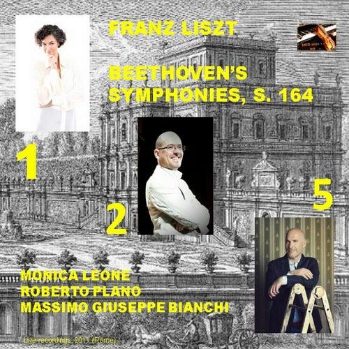 Liszt: Beethoven' s Sympnonies S. 164, Nos. 1, 2 & 5 von Franz Liszt