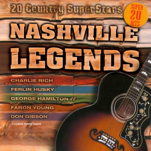 Nashville Legends by Various Artists