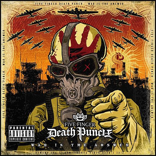 War is the Answer von Five Finger Death Punch