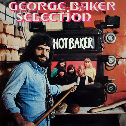 Hot Baker (Remastered) van George Baker Selection