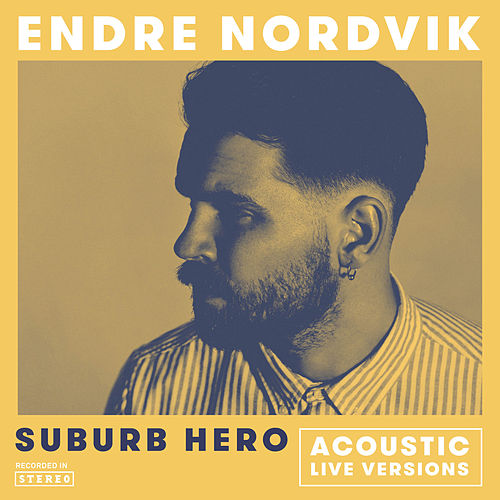 Suburb Hero by Endre Nordvik