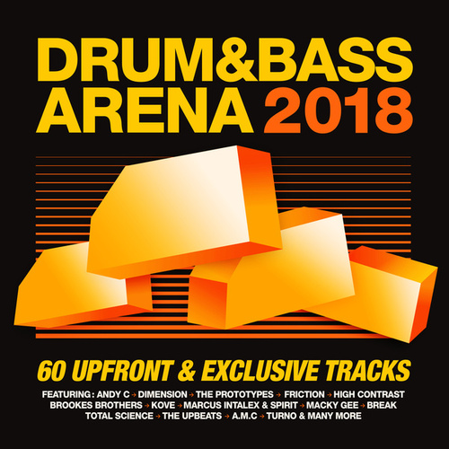 Drum&BassArena 2018 de Various Artists