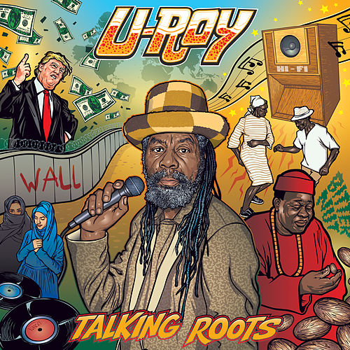 Talking Roots by U-Roy