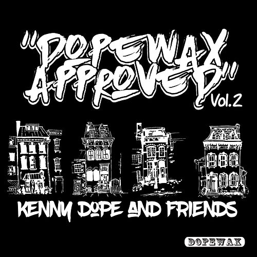 Dopewax Approved Vol. 2: Kenny Dope & Friends de Various Artists
