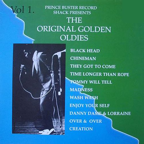 Prince Buster Record Shack Presents: The Original Golden Oldies, Vol. 1 de Prince Buster