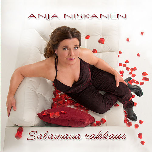 Salamana rakkaus by Anja Niskanen
