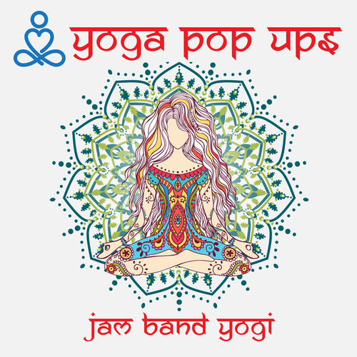 Jam Band Yogi von Yoga Pop Ups