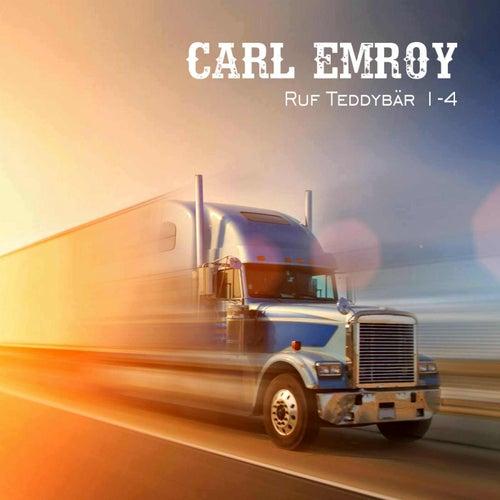 Ruf Teddybär 1- 4 von Carl Emroy