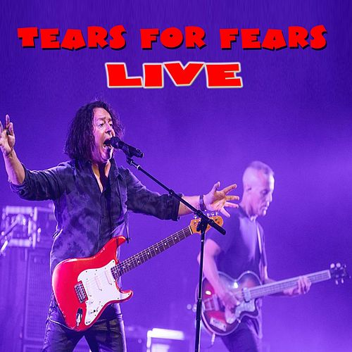 Live in Concert by Tears for Fears