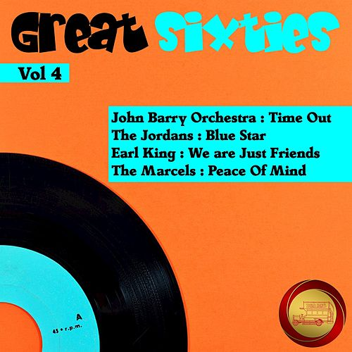 Great Sixties, Vol. 4 von Various Artists